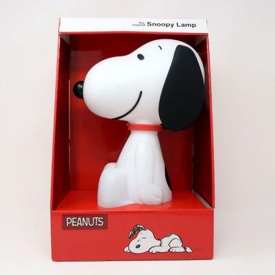 The Original Snoopy Lamp Box