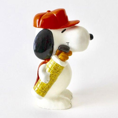 Snoopy Golfer Bank