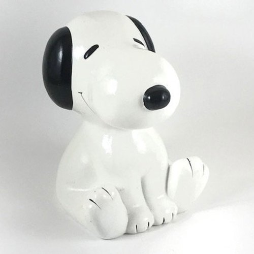 Sitting Snoopy Bank