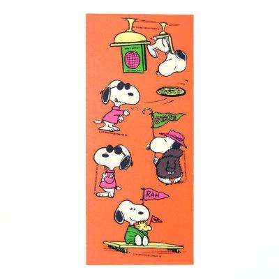 Snoopy Joe Cool Stickers