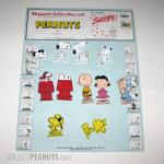 Magnetic Collectibles Display Card