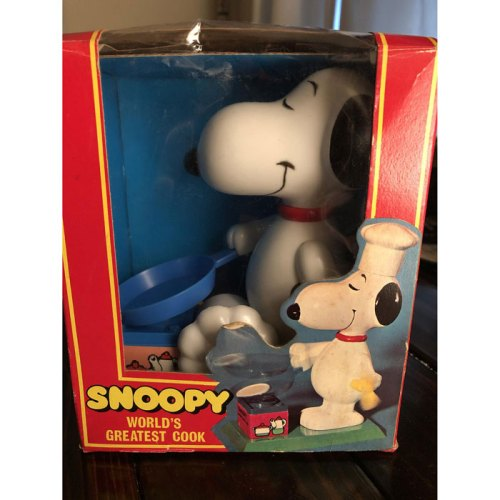 World's Greatest Cook Snoopy Wind-up