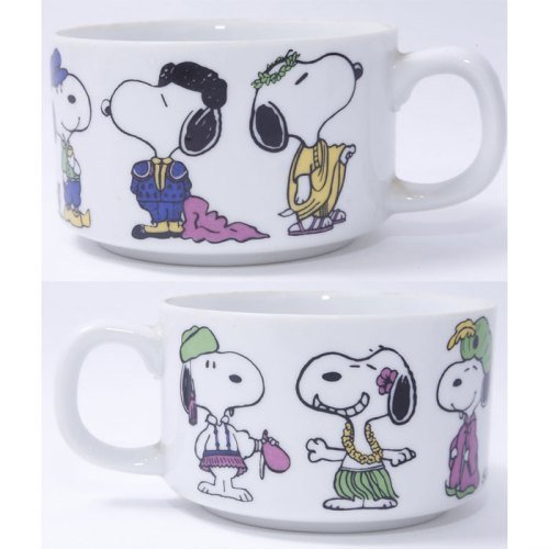 Snoopy Soup Mug