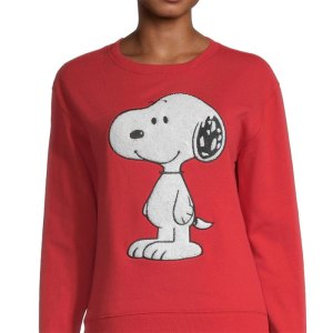 Peanuts apparel at JcPenney