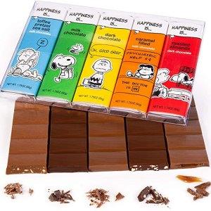 Peanuts chocolate from Amazon.com