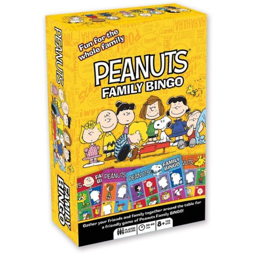 Peanuts Family Game Night