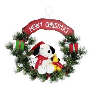 Bed, Bath & Beyond Snoopy Christmas Decor
