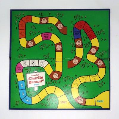 Good ol' Charlie Brown Game - Board