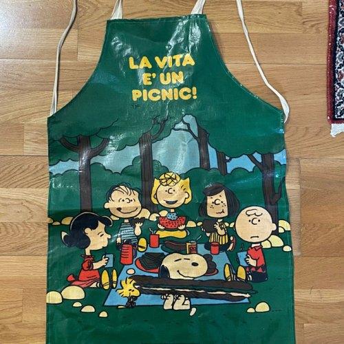Vintage Peanuts Apron