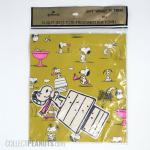 Snoopy Personalities Gift Wrap