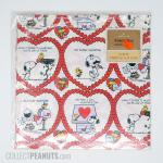 Peanuts Gang Valentine's Day Gift Wrap