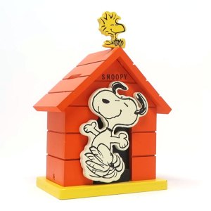 Snoopy's Doghouse Musical Bank