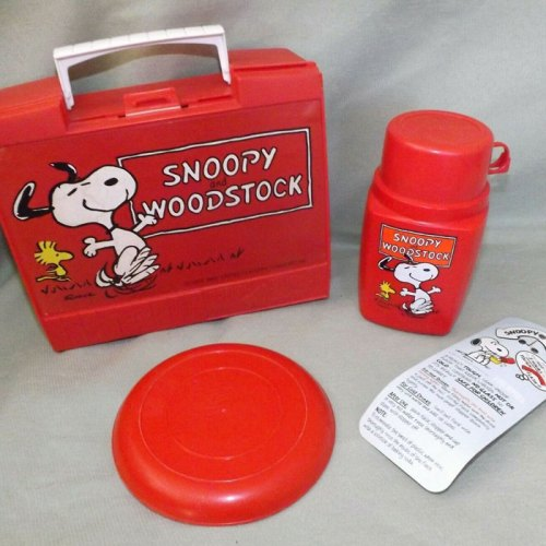 Snoopy Dancing Lunch Kit