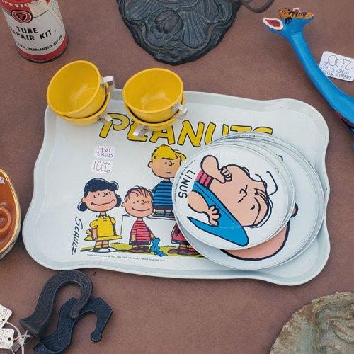 peanuts-plates