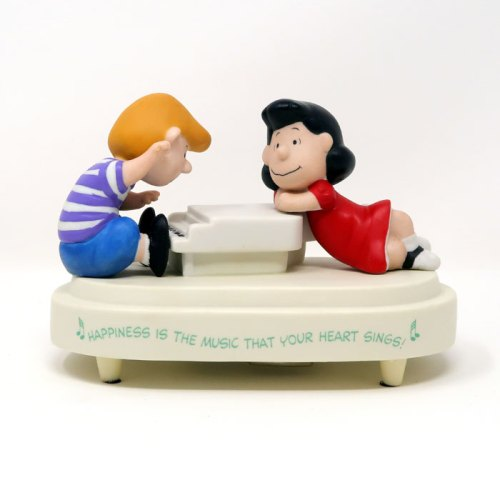 Lucy & Schroeder Piano Musical