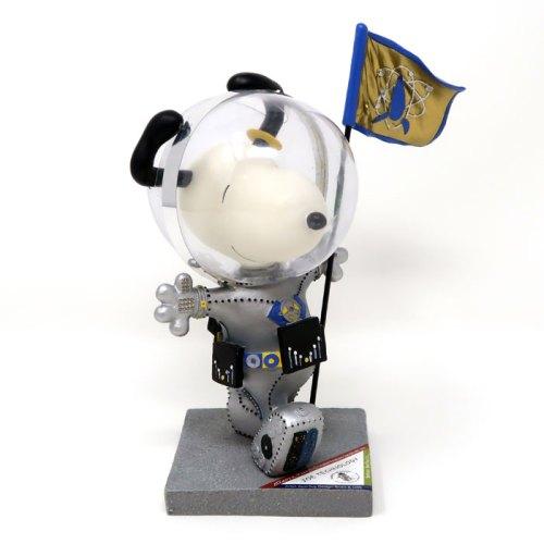 Snoopy Joe Technology Figurine