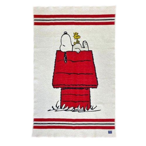 Peanuts Wool Throw Blankets by Faribault