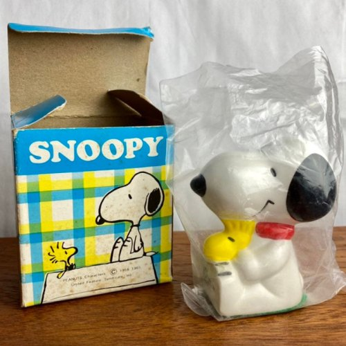 Snoopy & Woodstock Paperweight