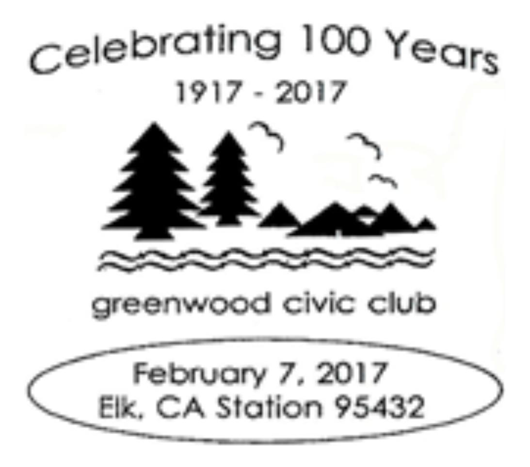Greenwood Civic Club Celebrating 100 Years Elk