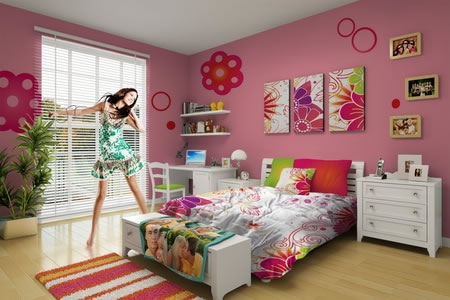 Best Bedrooms for Girls ever ! | It's all about BED :D on Best Rooms For Girls  id=73144