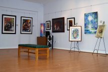 First Friday Flourish Exhibit, 2014, Colorado Springs, CO
