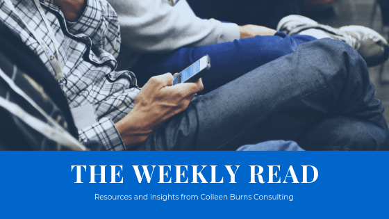 The Weekly Read
