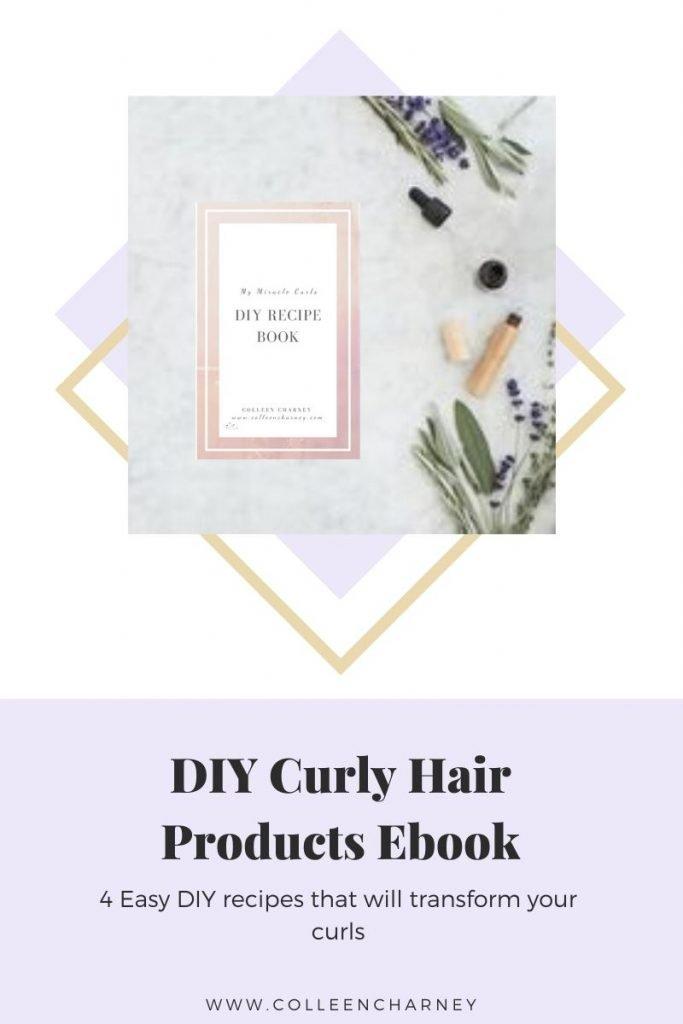 DYI Curly Hair Ebook