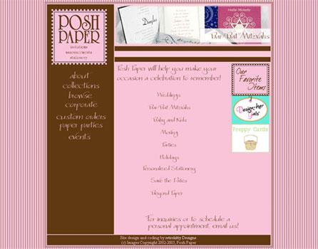 Posh Paper