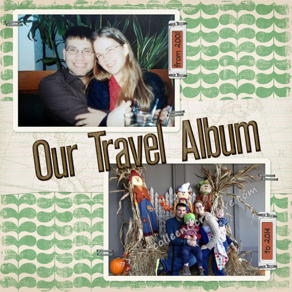 Travel Album Cover