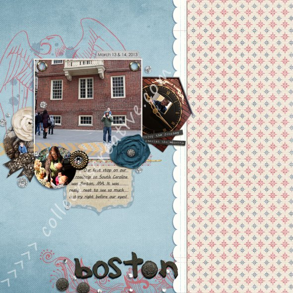 Boston, 2013
