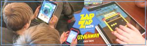 ZapZap Math Giveaway