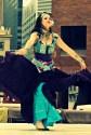 Purple Belly Dancer 6