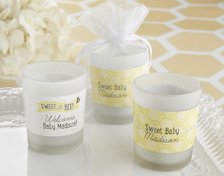 bee theme favors