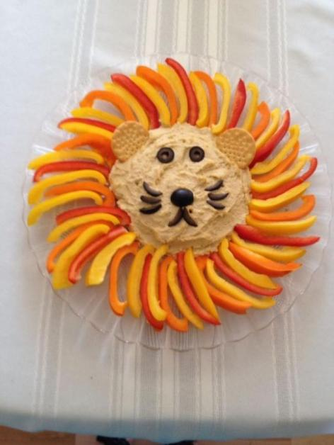 easy safari theme party food idea