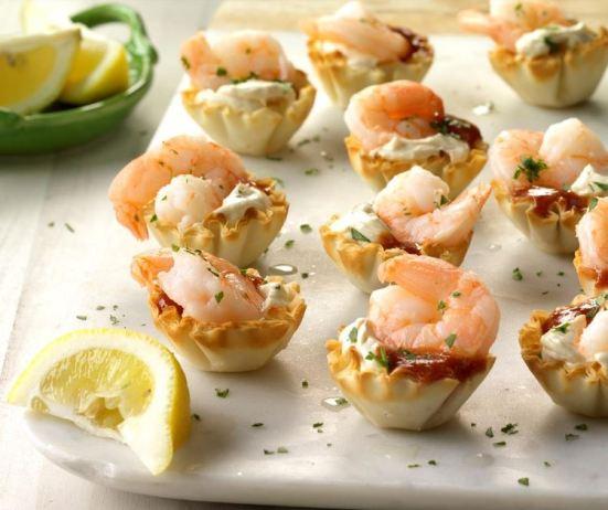 mini stuffed shrimp appetizers