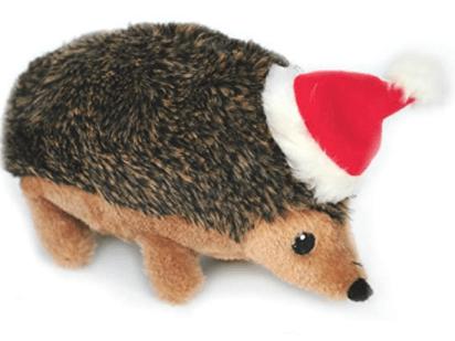 cute christmas dog toy