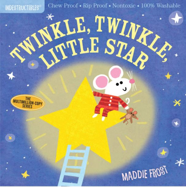 Twinkle Star Baby Book