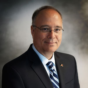 Peter Smith, CEO & president of AMERICAN SYSTEMS