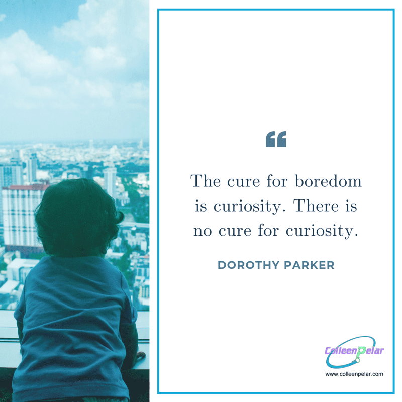Dorothy Parker curiosity quote