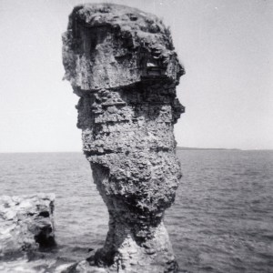 Flower Pot Island, Ontario (August 1962)