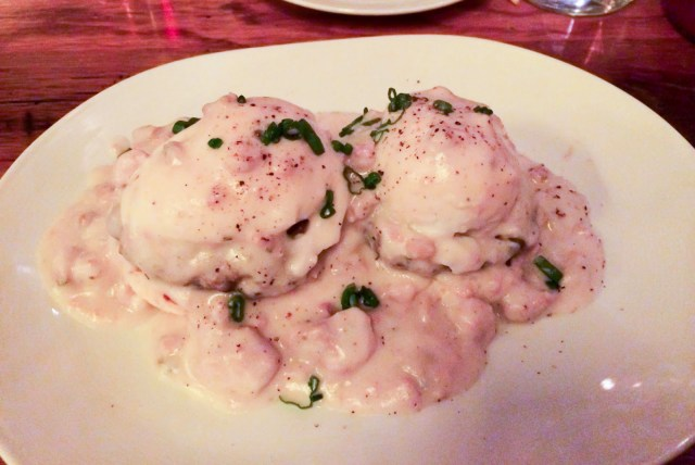 biscuits and gravy the pearl columbus ohio