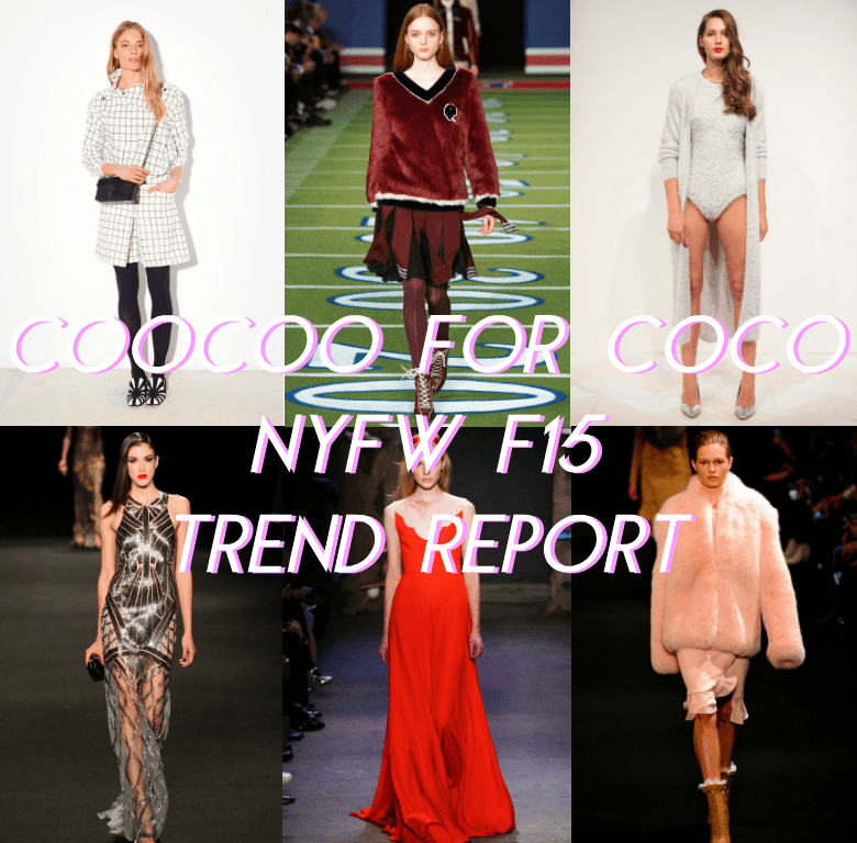 new york fashion week fall 2015 trends