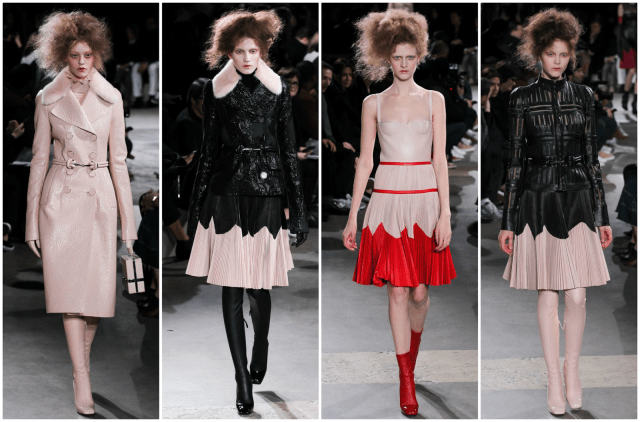 alexander mcqueen paris fashion week fall 2015