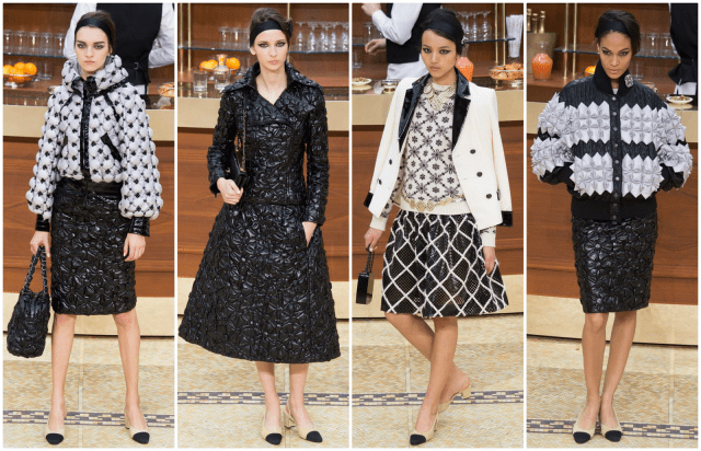 chanel paris fashion week fall 2015