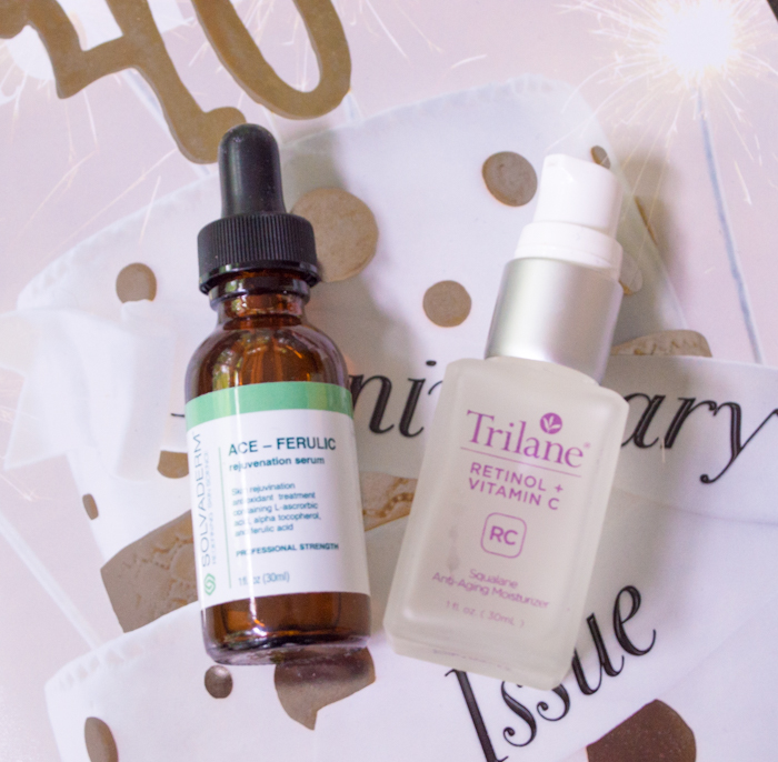 review solvaderm ace-ferulic rejuvenation serum trilane retinol and vitamin c