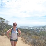 HIKING AT TEMESCAL CANYON