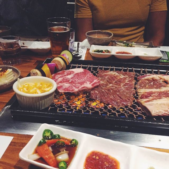quarters korean bbq los angeles california