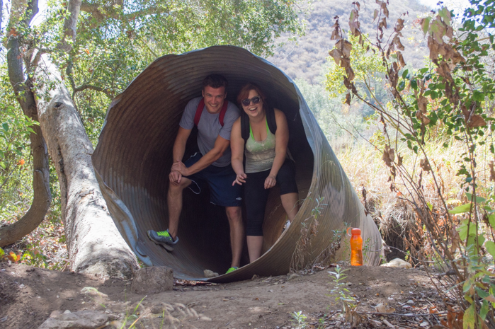 THINGS TO DO IN LA: HIKING ESCONDIDO FALLS IN MALIBU
