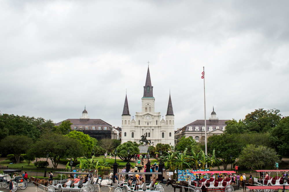 FRENCH QUARTER, NEW ORLEANS TRAVEL DIARY