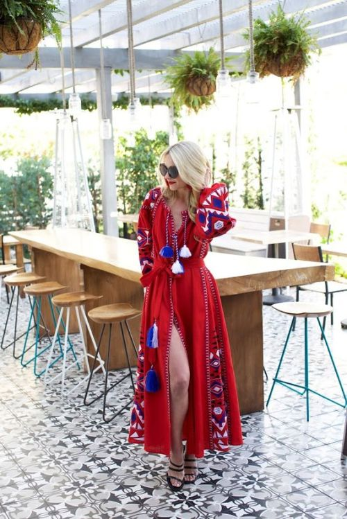 cute 4th of july outfit atlantic pacific red dress